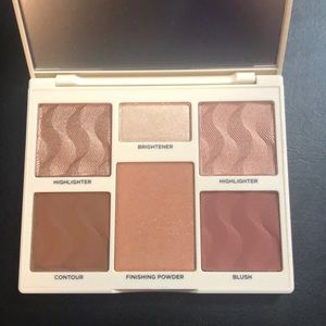 CoverFX Perfector Face Palette for Medium-Deep